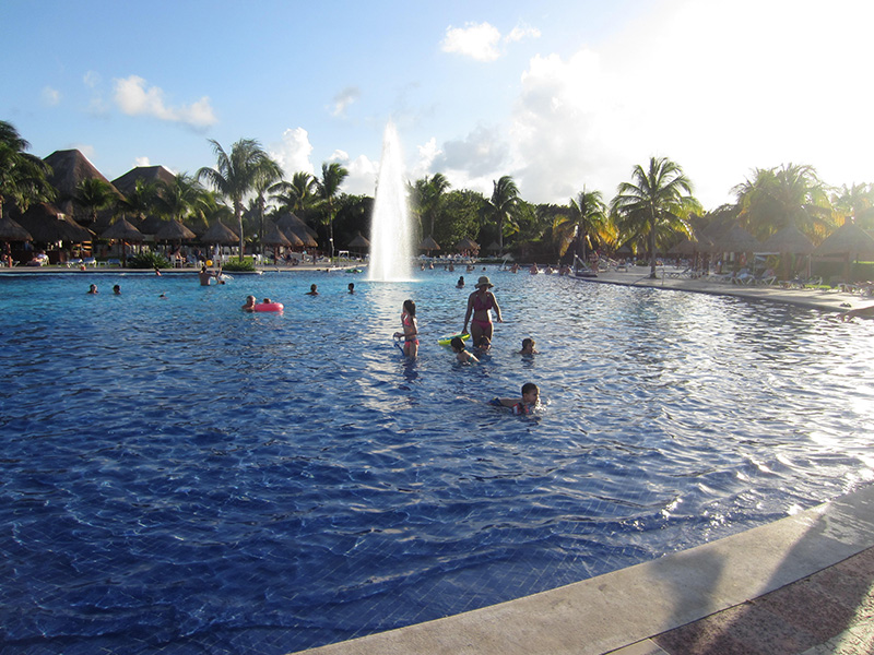 Grand Bahia Principe best family friendly all inclusive resorts in Mexico