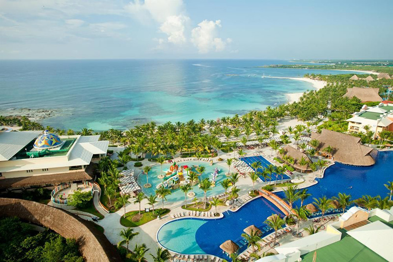 Barcelo Maya Palace best all inclusive Mexico