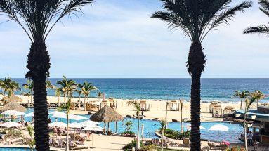 Hyatt Ziva Los Cabos best family resorts in Mexico