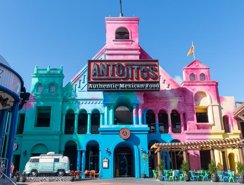 Antojitos CityWalk - best way to do Universal Orlando