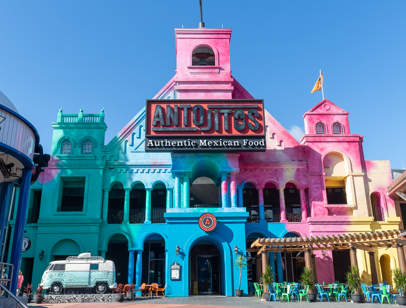 Antojitos CityWalk - best way to do Universal Orlando