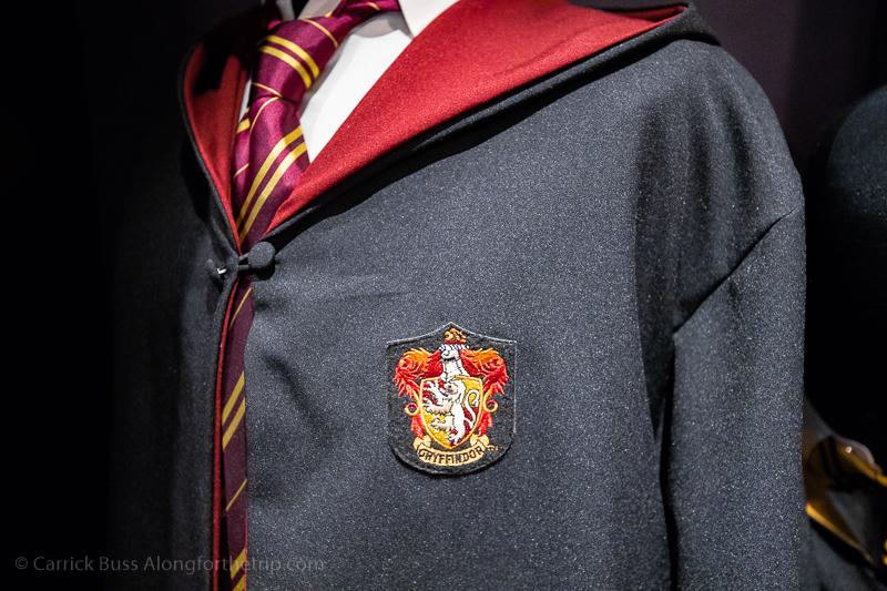 Universal Studios Harry Potter robe