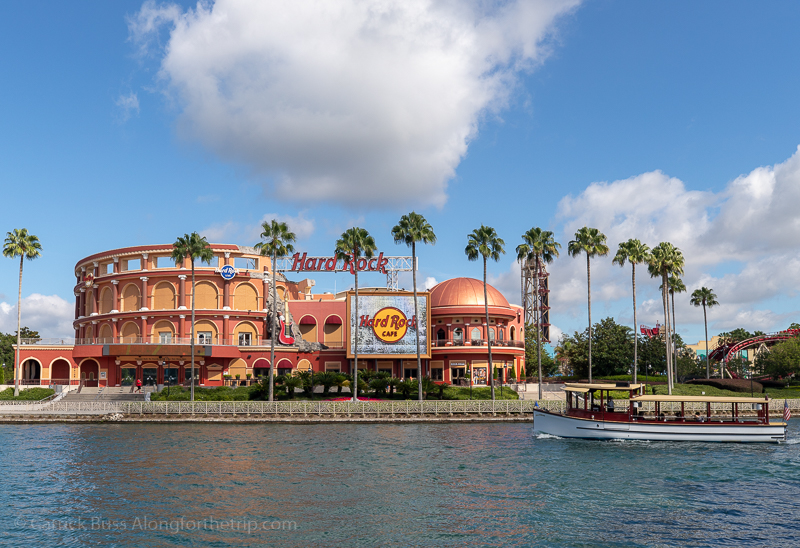 Hard Rock Cafe - Universal Orlando secrets