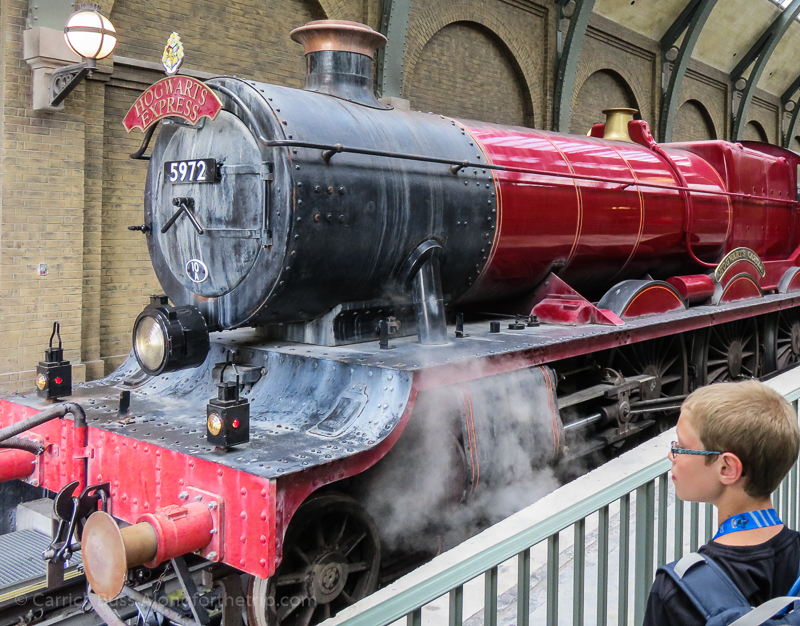 Park to Park Hogwarts Express Harry Potter World Orlando tickets - tips for Universal