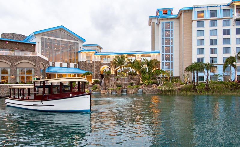 Sapphire Falls - tips on visiting Universal Orlando