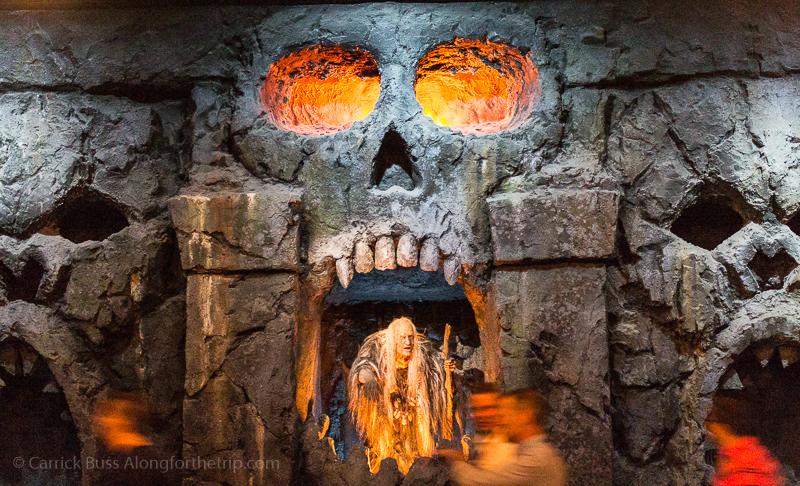 Skull Island - Universal Florida tips