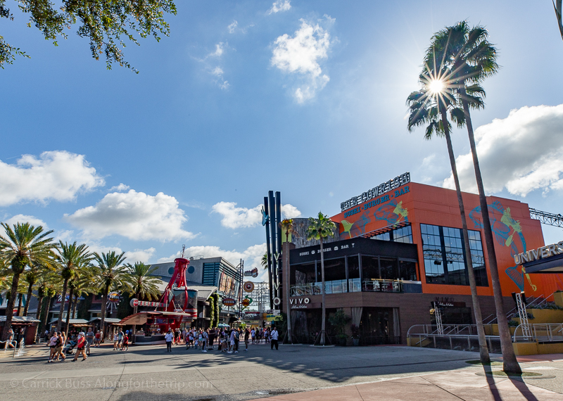 The Cowfish in CityWalk - tips for visiting Universal Orlando