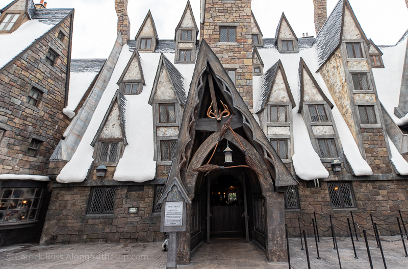 The Three Broomsticks at Universal Studios Harry Potter World