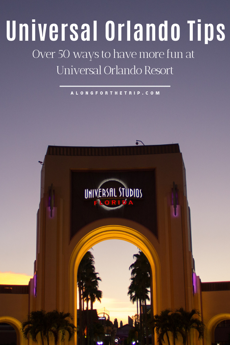 We love visiting Universal Orlando Resort, so we've put together over 50 ways to make visiting UOR more fun for families. We've got the best #Universal Orlando Tips anywhere on the web all in one place, so don't visit Universal Orlando without reading our guide first!   #UOR #UniversalOrlando #familytravel #themeparks