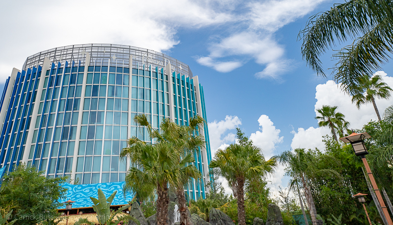 Cabana Bay Resort - Universal Studios tips Orlando