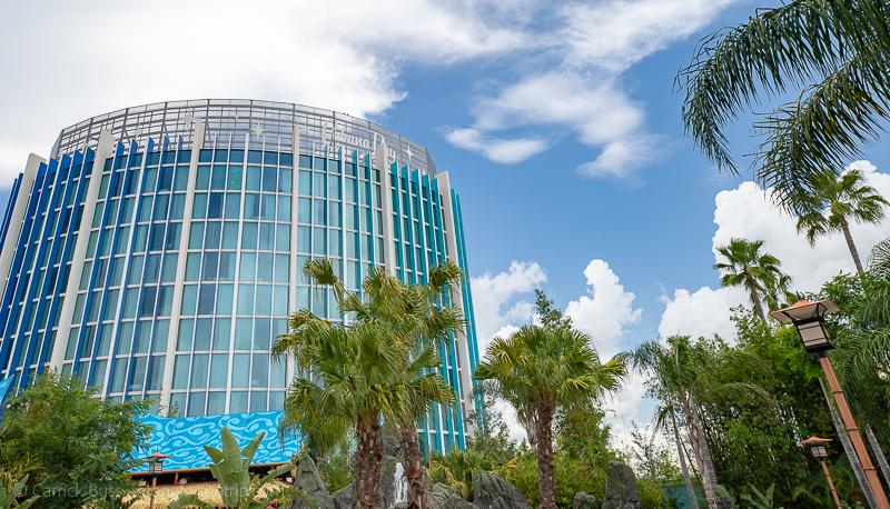Cabana Bay Resort at Universal Florida