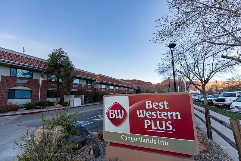 Best Western Canyonlands Inn near Canyonlands National Park