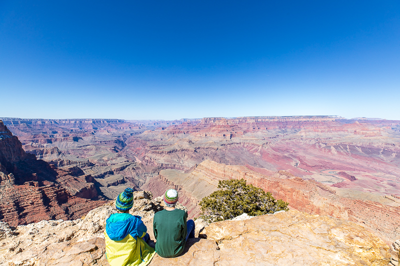 Grand Canyon National Park overlook
