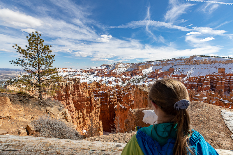 Utah trip to Bryce Canyon National Park
