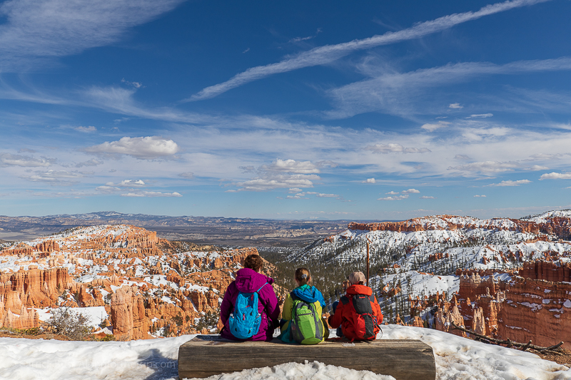 Best small DSLR camera - Canon 6D Mark II at Bryce Canyon National Park