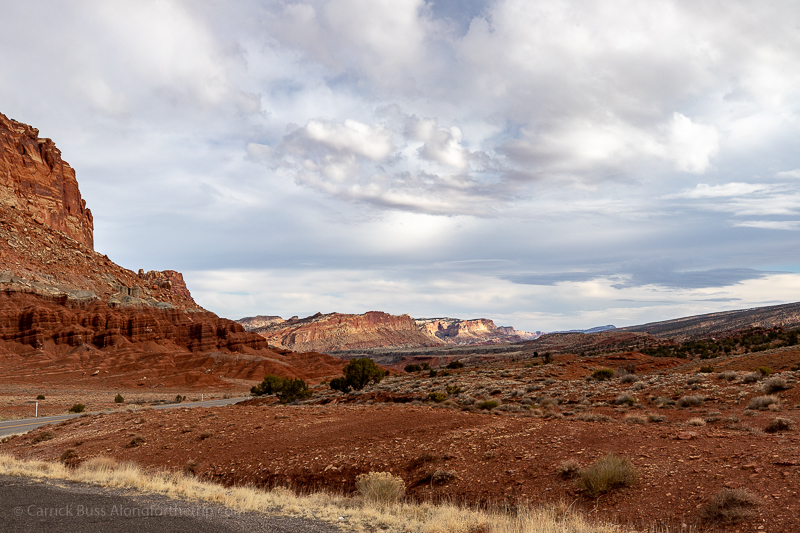 Utah 5 parks - Capitol Reef National Park