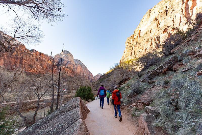 Visiting Zion National Park - best Utah National Parks