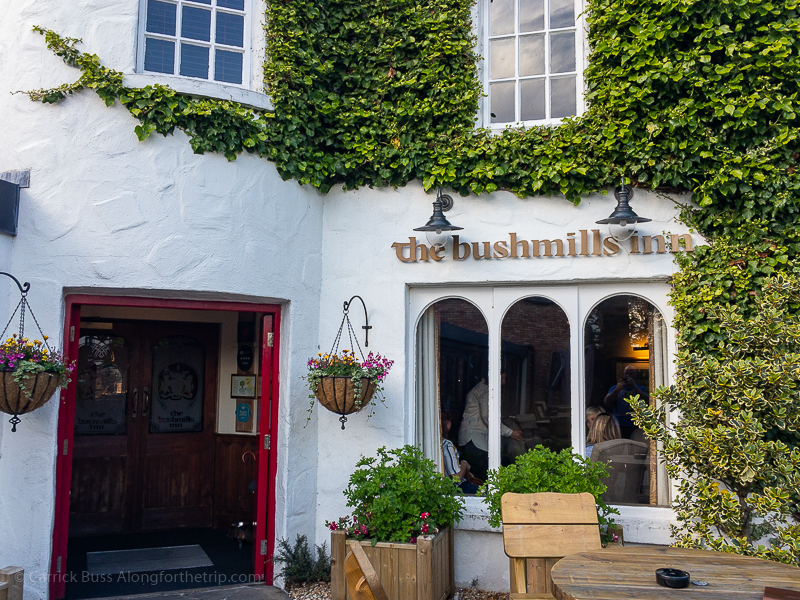 The Bushmills Inn Causeway restaurant