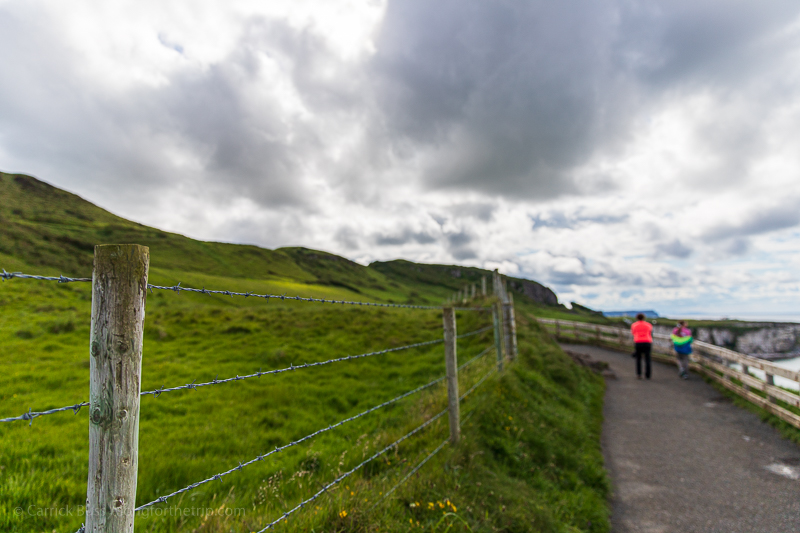 Giant's Causeway Coastal Route - Carrick-a-Rede
