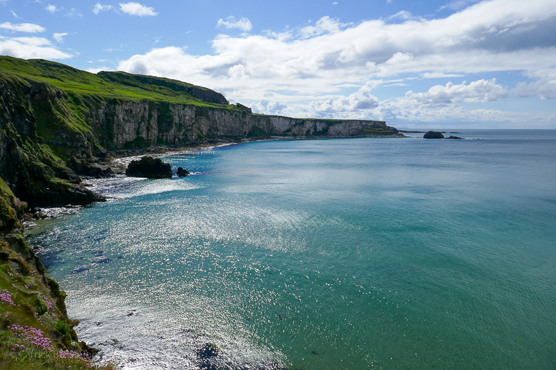 Northern Ireland's Coastal Causeway Route
