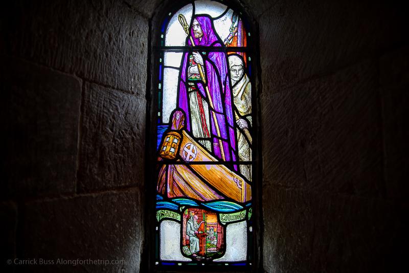 St. Margaret's Chapel - places to go in Edinburgh
