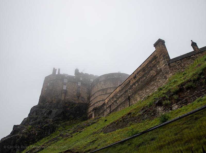 Edinburgh Castle - Edinburgh tourist attractions