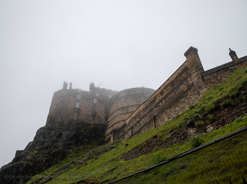 Edinburgh Castle - Edinburgh tourist attractions