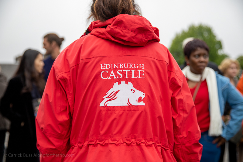 Guided tour of Edinburgh Castle - Edinburgh activities