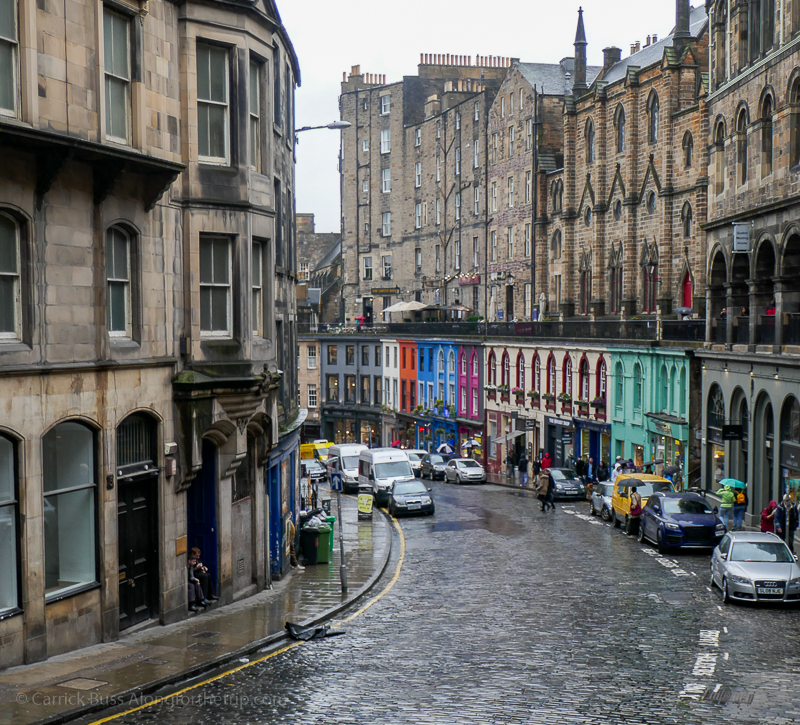 the Potter Trail - where to go in Edinburgh