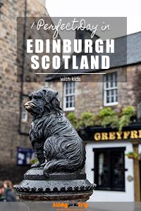Visiting Edinburgh with kids