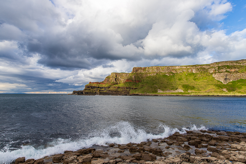 Compact digital camera reviews - Giants Causeway, Northern Ireland
