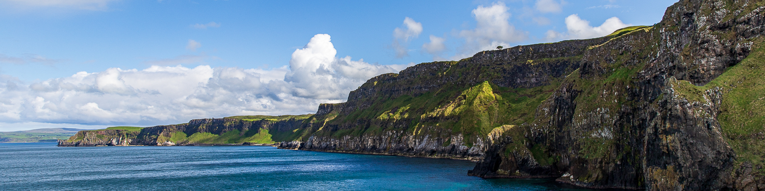 Ireland's Causeway Coastal Route – Driving the Antrim Coast