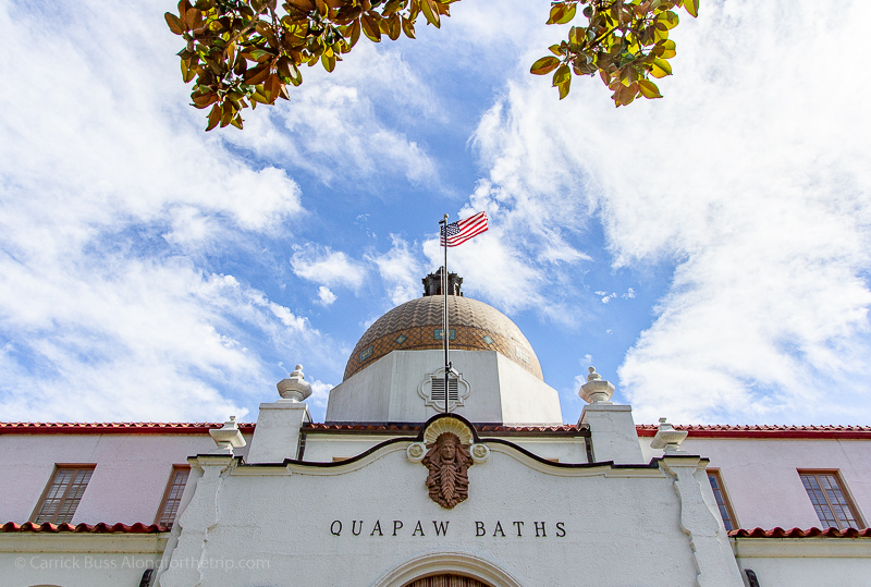 Quapaw Baths - Hot Springs USA