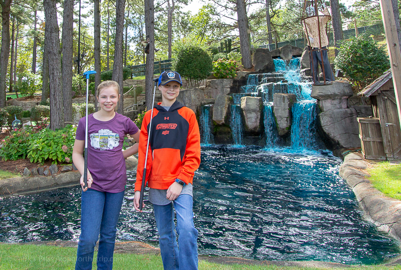 Pirate's Cove Adventure Golf - Things to do in Hot Springs