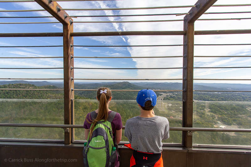 Things to do in Hot Springs National Park - the Mountain Tower.