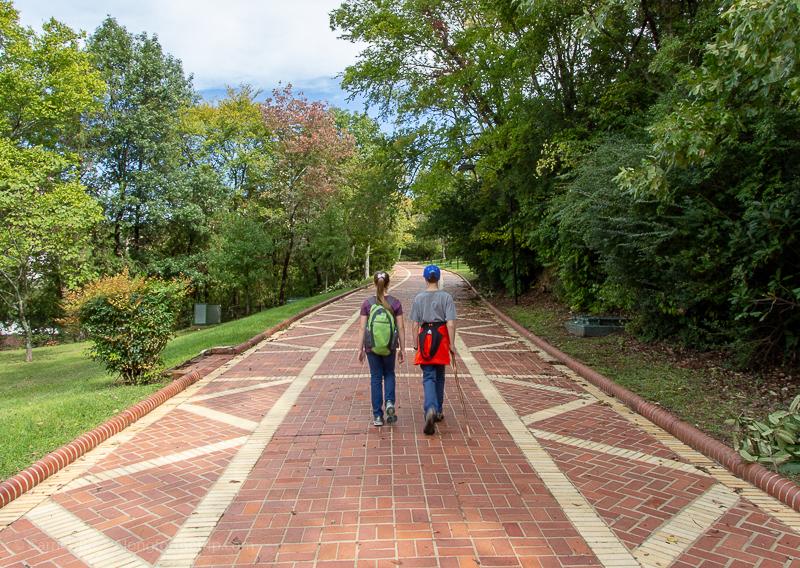 The Grand Promenade - Hot Springs National Park AR