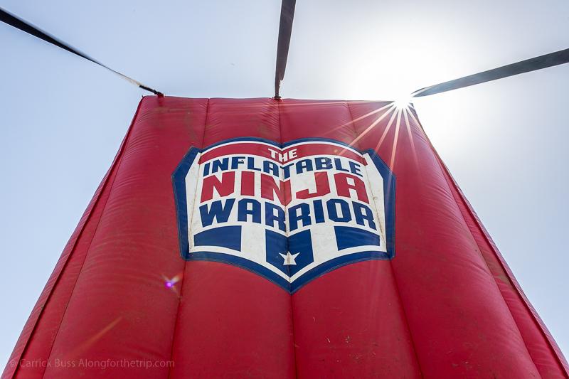 Ninja Warrior at Riversport OKC
