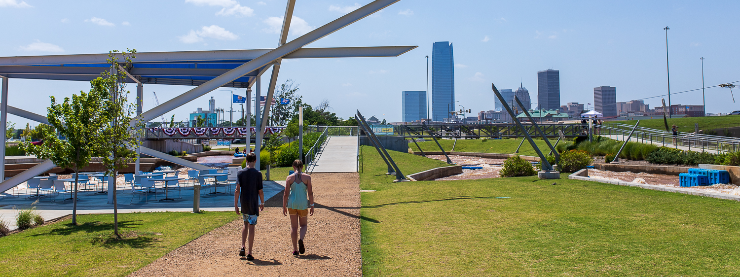 Riversport OKC – Class-VI family fun right in downtown!