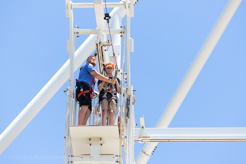 The Rumble Drop at Riversport OKC