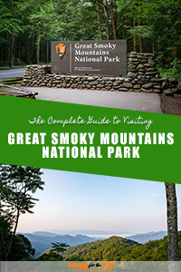 The best things to do in Great Smoky Mountains National Park