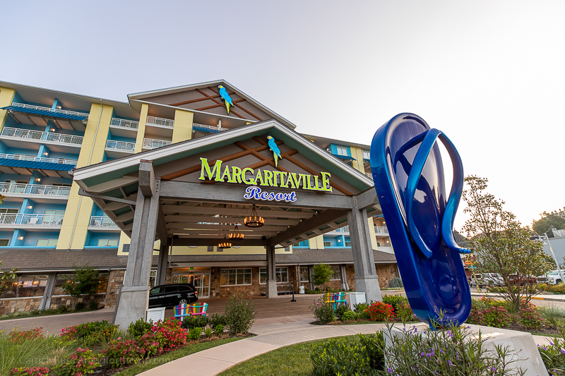 Margaritaville Resort Gatlinburg flip flop