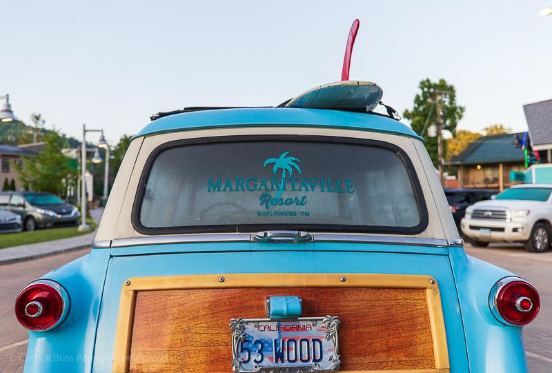 Margaritaville Resort Gatlinburg car