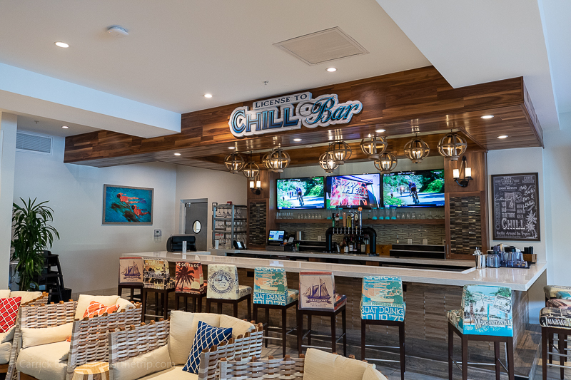 Margaritaville Resort Gatlinburg License to Chill Bar