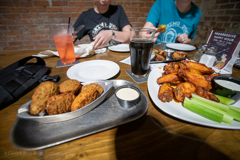 Where to eat in Dubuque Iowa - 7 Halls Brewing Company