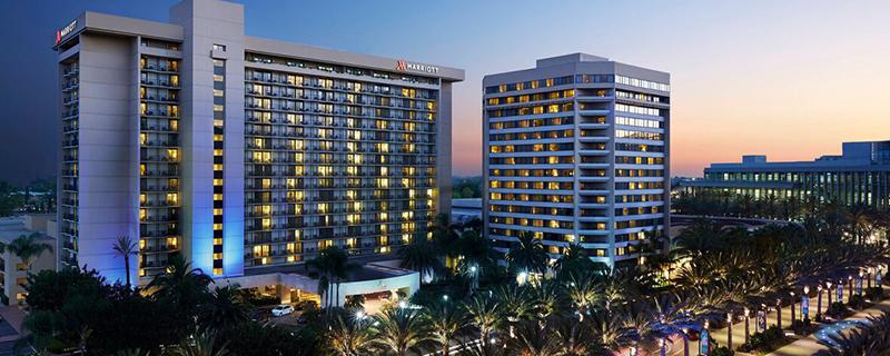 Marriott hotels near Disneyland - Marriott Anaheim