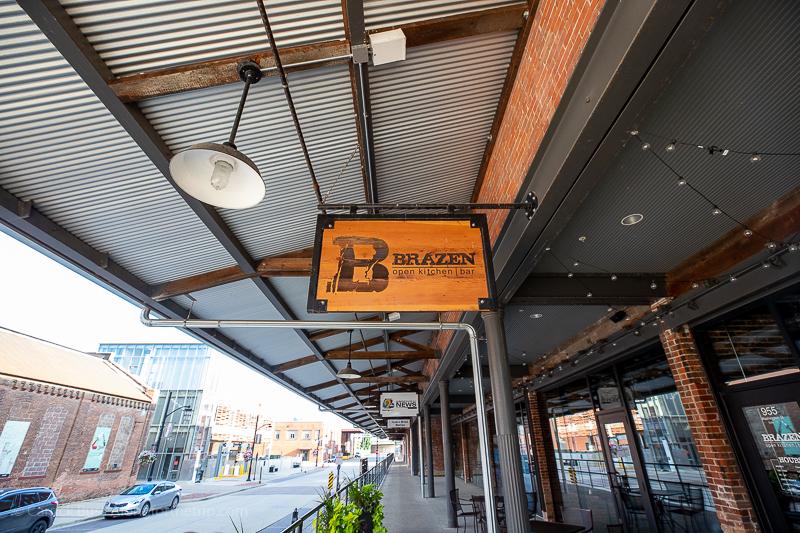 Where to eat in Dubuque - Brazen Open Kitchen + Bar
