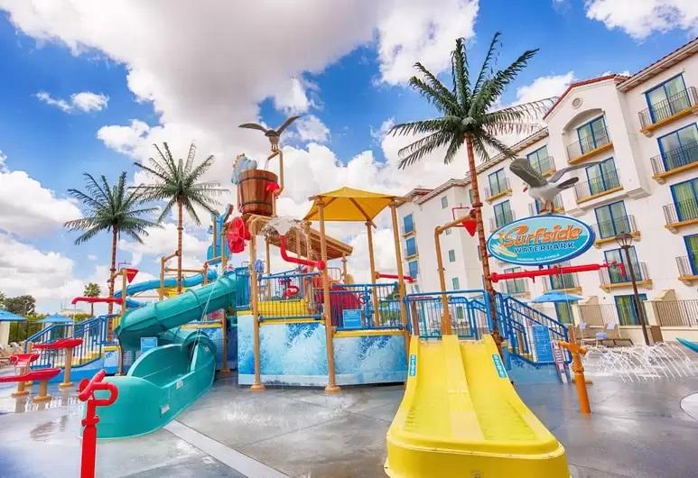 Courtyard by Marriott Theme Park Entrance - Disneyland accommodation
