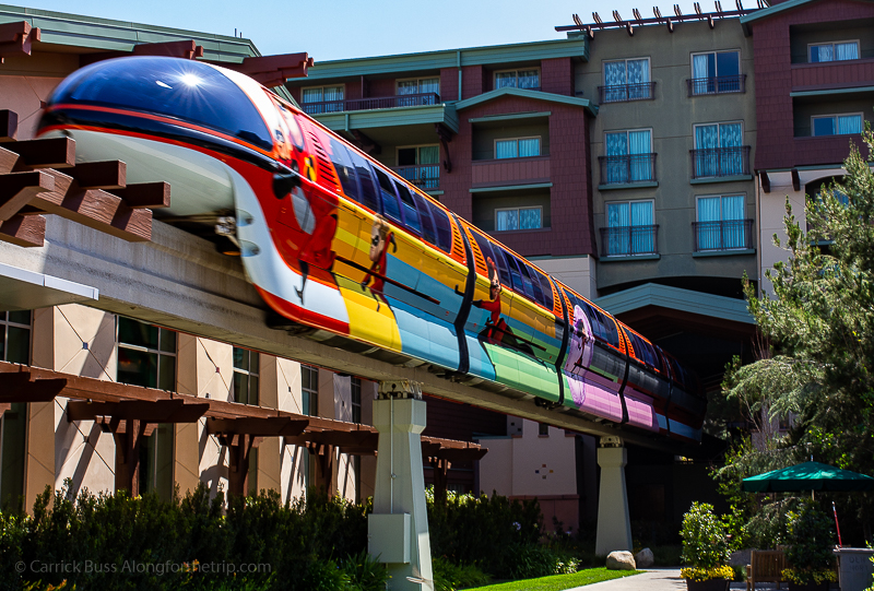 Hotels across from Disneyland - Disney's Grand Californian