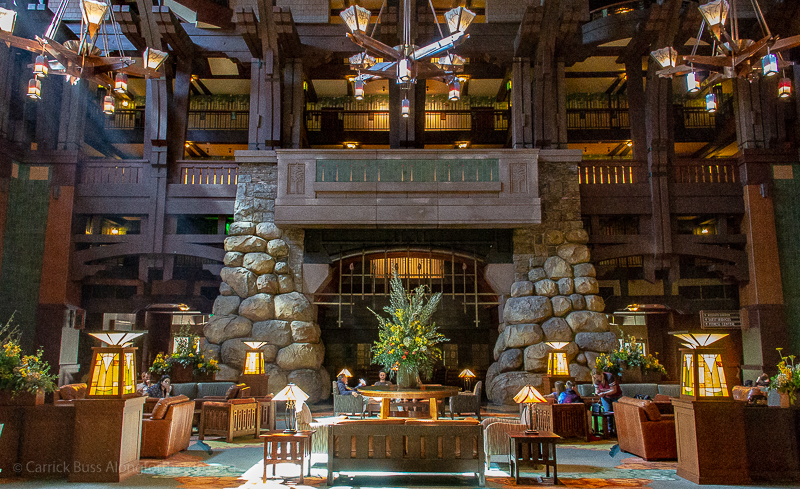 Disneyland hotels packages at the Grand Californian