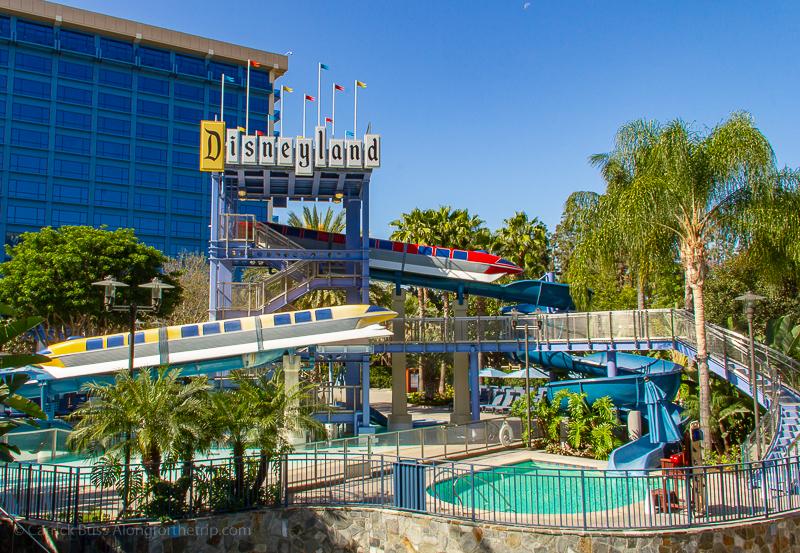 Disneyland Hotel - hotels near Disneyland CA